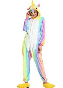 disfraz unicornio pijama