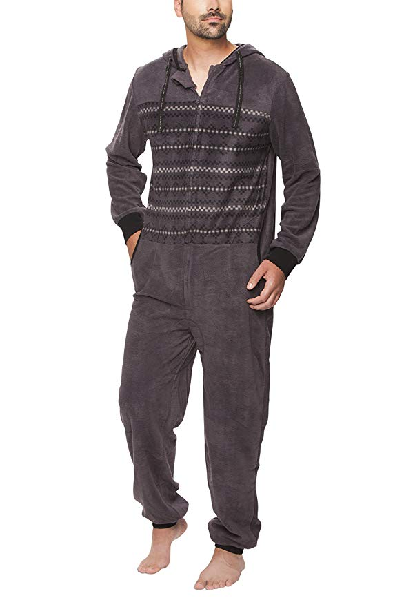 pijama completo hombre