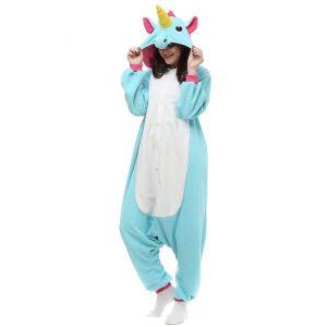pijama mono unicornio