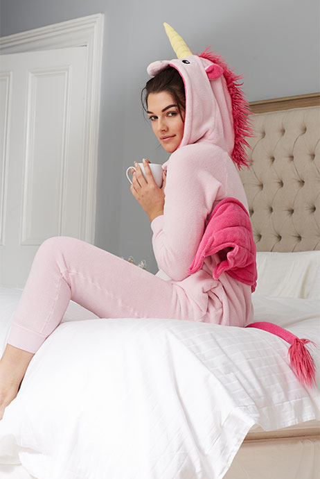 pijama entero unicornio primark