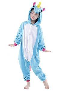 pijama niña unicornio
