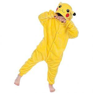 Pijama Pikachu Niña